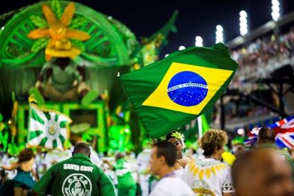 El carnaval invisible de Brasil