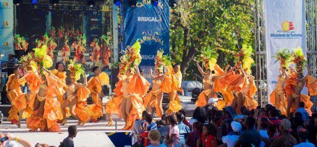 Continúa la alegría, colorido y buena música en la cuarta entrega de Carnaval Puerto Plata