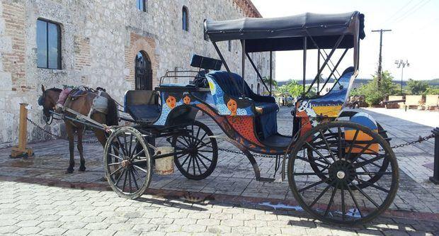Carritos eléctricos sustituirán a los caballos en la Ciudad Colonial
