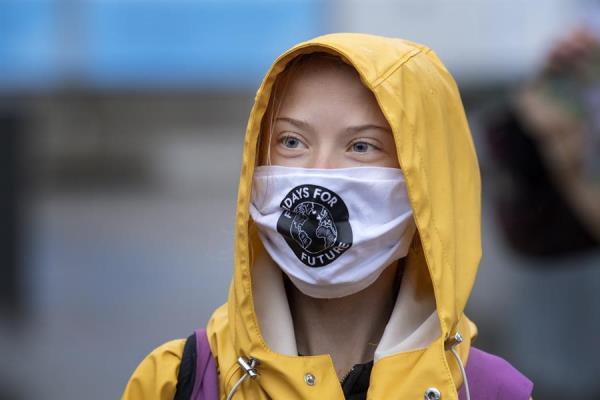 Greta Thunberg llega a la mayoría de edad como referente de lucha climática