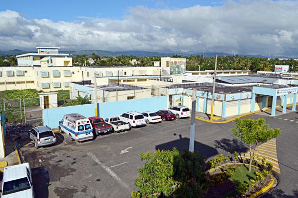 Centro de Corrección y Rehabilitación Vista al Valle, San Francisco de Macorís.