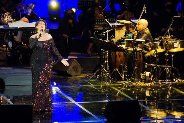 """""""He esperado mucho tiempo para poder hacer este concierto"""", dijo la inmensurable Cecilia García."""