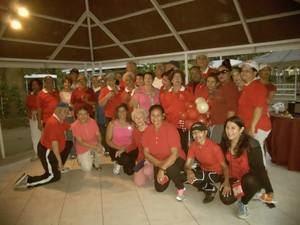 Grupo de participantes .