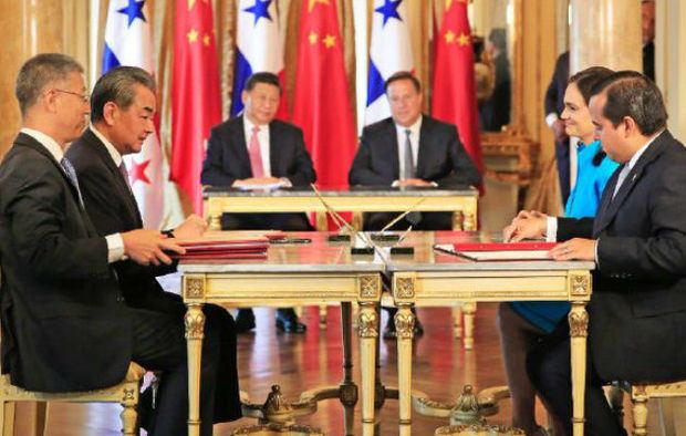 """China no entrará en """"juegos de poder"""" con EE.UU. por relaciones con Panamá"""