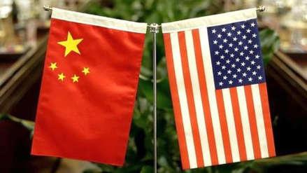 China amenaza a EEUU con 'contramedidas' si sigue inmiscuyéndose en Hong Kong.