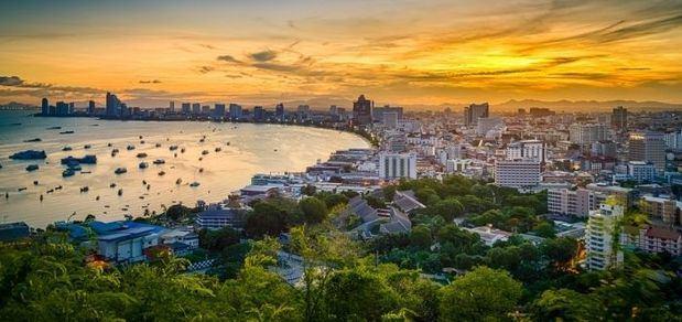 Pattaya, es una de las ciudades de Tailandia con muchísimo para ofrecer.