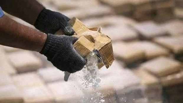 Las autoridades decomisan más de una tonelada de drogas en el Puerto Caucedo