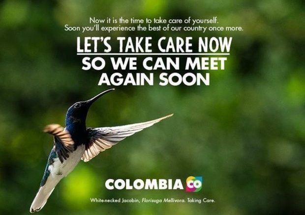 """Colombia da un paso hacia el """"día después"""" y lanza una fuerte campaña"""
