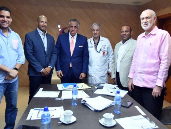Félix Sánchez asume como miembro del comité ejecutivo del COD