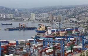 El comercio exterior de China se desploma un 9.4 % en febrero