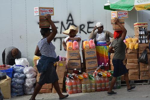 Advierten regulación de comercio con Haití es gran reto para el país