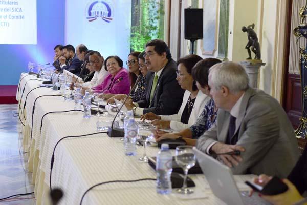 Vicepresidencia promueve hoja de ruta contra el hambre entre países del SICA