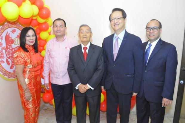 Colonia China y la Embajada de Taiwán celebran Año Nuevo Chino