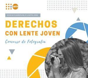 Lanzan concurso de fotografía Derechos con Lente Joven