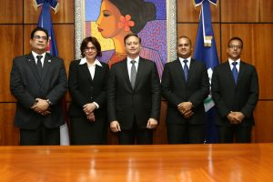 Suspenden a fiscales responsables del proceso penal contra asesino de Anibel