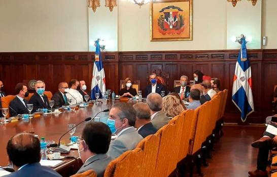 Reunión del Consejo de Ministros de este lunes.