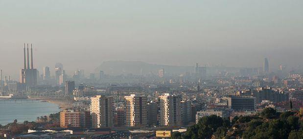 La contaminación resta 125.000 años de vida saludable a la infancia europea