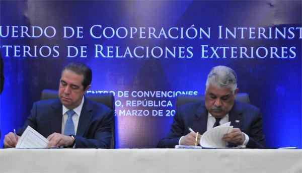 Misiones diplomáticas se comprometen con la promoción turística del país