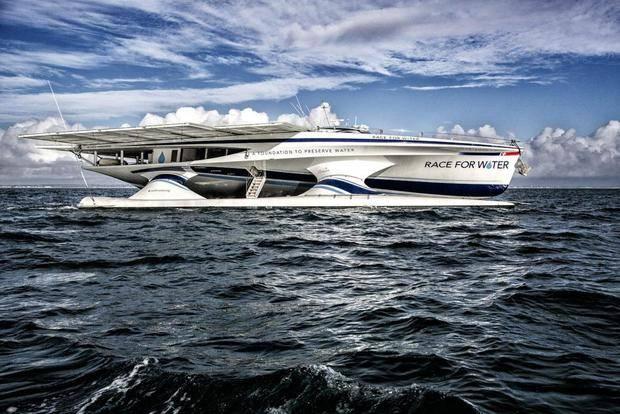 Barco suizo estudiará en el país soluciones a contaminación en océanos