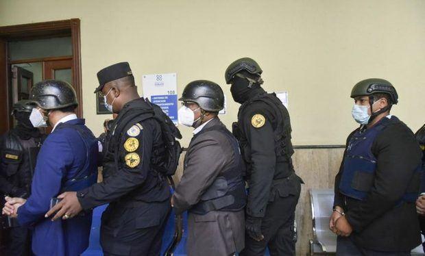 Ratifican la prisión preventiva a coronel imputado por el caso Coral