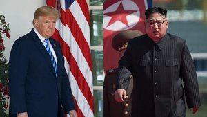 Donal Trump y Kim Jong-un