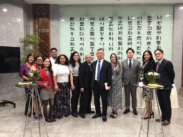Embajada de Corea auspicia Noche de Cine Coreano
