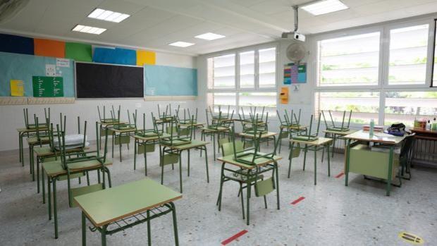 Dos colegios de Santo Domingo han reportado casos de covid-19, informó este miércoles el Ministerio de Salud Pública.