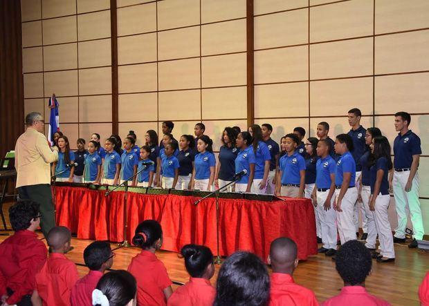 """El Coro Nacional de Niños ofrecerá """"Concierto de Gala"""" este sábado"""
