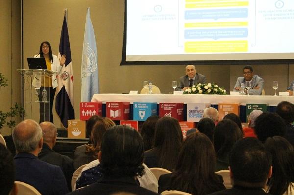 PNUD presenta informe sobre cómo financiar Agenda 2030 en país
