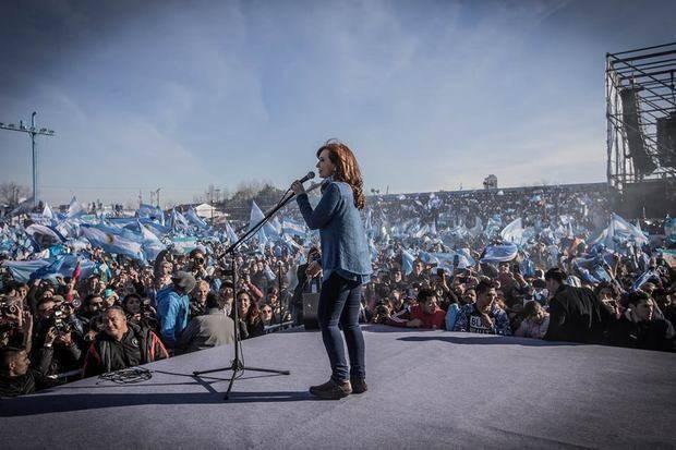 Cristina confirmó que será candidata a senadora por la provincia de Buenos Aires