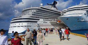 Cerca de 400 mil cruceristas llegaron a RD en primeros dos meses del 2019