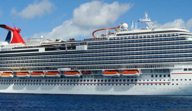 Más de 400 mil cruceristas llegaron al país en el primer trimestre del año