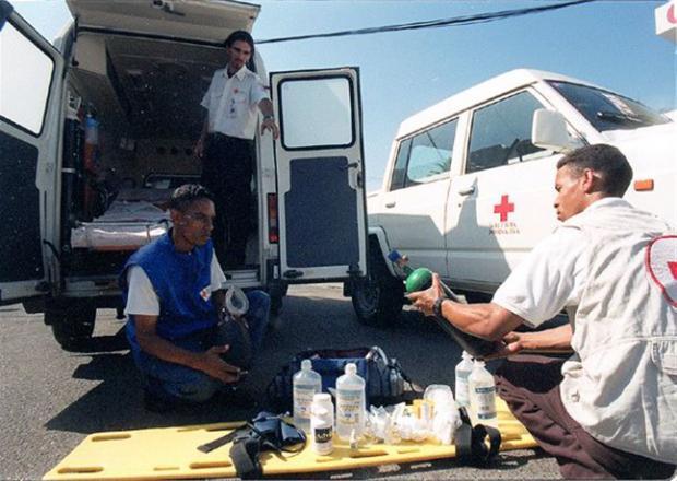 Cruz Roja aportará 6.500 voluntarios a operativo por Semana Santa