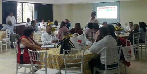 Cruz Roja realiza foro para fortalecer capacidad de respuesta a desastres