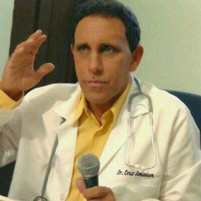 Doctor Félix Antonio Cruz Jiminián.