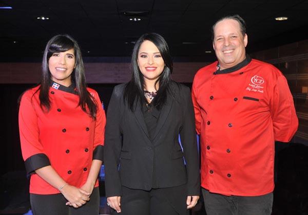 Celebran tercera graduación del Instituto Culinario