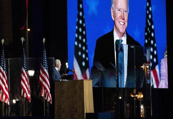 Biden pide a Trump reconocer la derrota tras el voto del Colegio Electoral