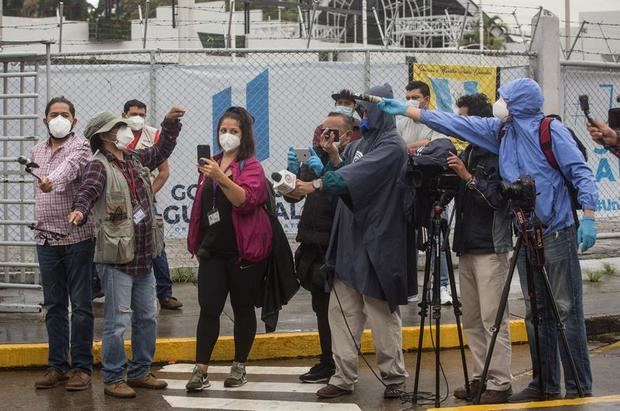 Guatemala registra 124 agresiones a periodistas en 11 meses de Giammattei