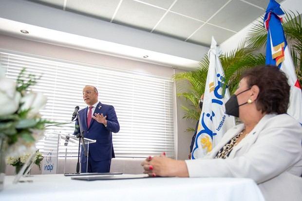 Ulises Rodríguez, valoró el acuerdo suscrito entre la institución que dirige y el INAIPI.