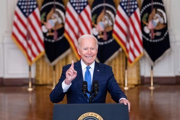 Biden mantendrá contactos de alto nivel con Francia para limar asperezas