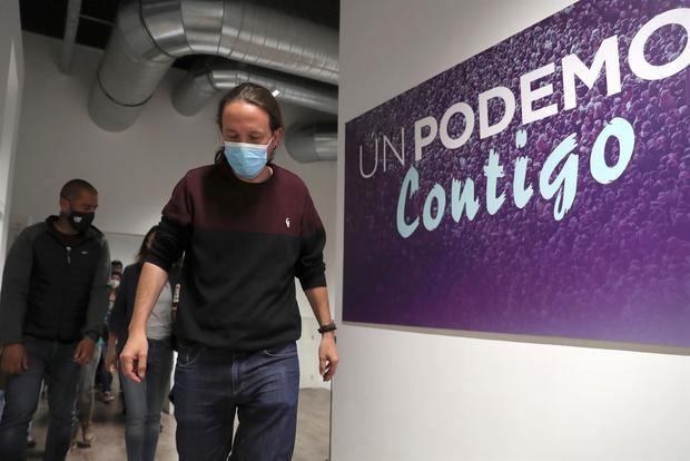 Pablo Iglesias, auge y caída de un líder de izquierda en siete años