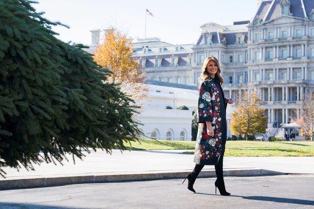 De Jacqueline Kennedy a Melania Trump, el estilo de las primeras damas