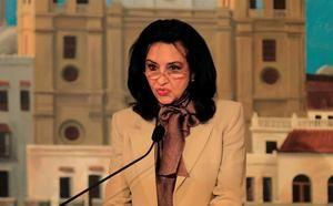En la imagen, la ministra de Relaciones Exteriores de Colombia, Claudia Blum.