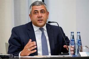 el secretario general de la Organización Mundial de Turismo (OMT), Zurab Pololikashvili. EFE/Sergio G. Canizares/Archivo