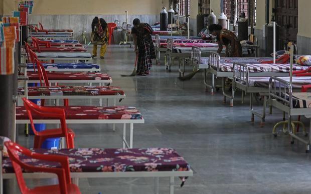 La covid da un pequeño respiro a la India acompañado de ayuda internacional