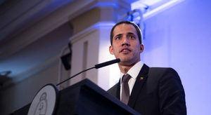 Guaidó mantiene agenda privada tras aprobarse juicio contra él en Venezuela