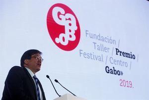 En la imagen, el director general de la Fundación Gabo, Jaime Abello.