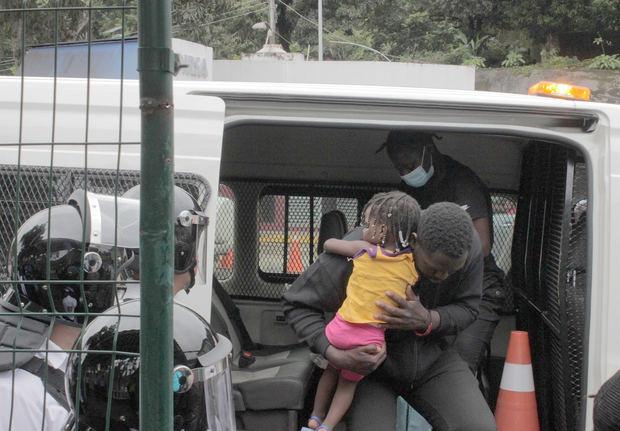 Save the Children pide a México proteger a menores migrantes en frontera sur
