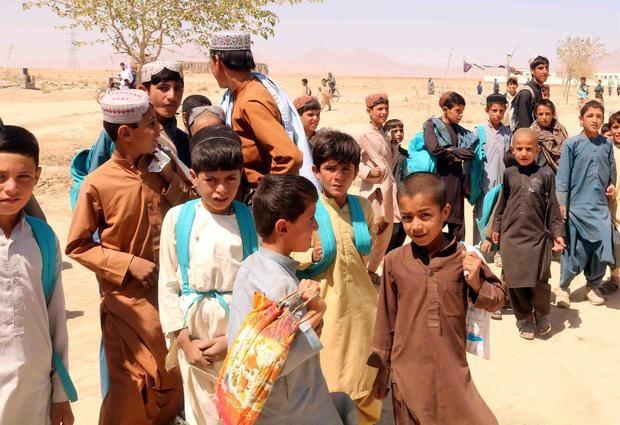 Un millón de niños en riesgo de grave desnutrición en Afganistán, dice Unicef