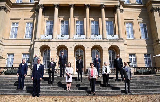 El G7 respalda tributar a los gigantes multinacionales en un acuerdo 'histórico'.